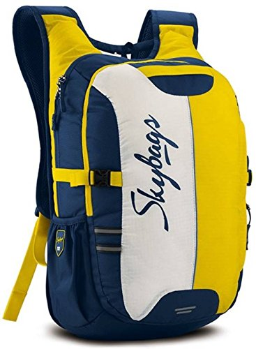 buy skybags strider 27 ltrsblue laptop backpack on amazon