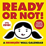 Ready or Not! a Nom Nom Paleo 2018 Calendar