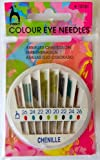 Colour Eye Chenille Needles in compact case