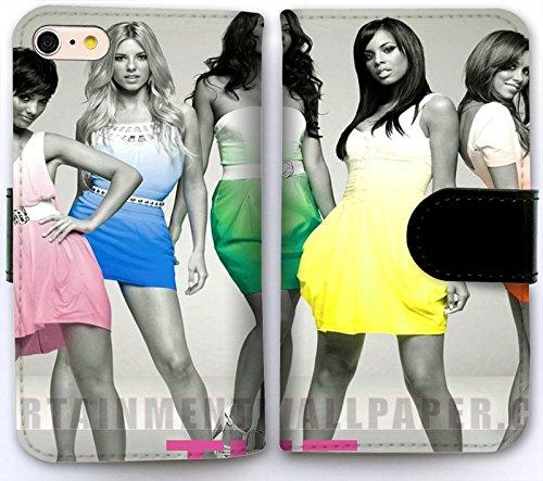 Custom Leather Flip Phone Case The Saturdays...