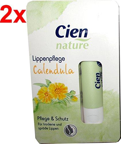 CIEN Nature Lippenpflege-Stift Calendula ( 2er Pack )