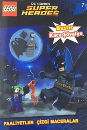 Lego DC Comics Super Herdes - Bastır Kara Şövalye: Faaliyetler Çizgi Maceralar (Lego Herd)