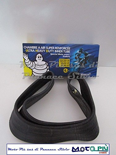 CAMERA D'ARIA MICHELIN UHD RINFORZATA 4MM PER CROSS ENDURO 120/90-18 110/100-18