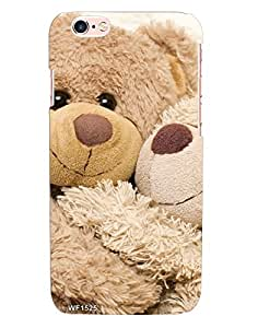 Teddy Love Case For iphone 6 / 6s From Wrap On!