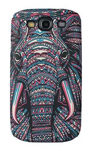 Sun Mobisys™; Samsung Galaxy S3 I9300 Back Cover; Touch feel Embossed Printed Back Case for Samsung Galaxy S3 I9300 - ELEPHANT  available at amazon for Rs.149