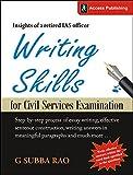 Writing Skills for Civil Service Examinations