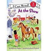 (PONY SCOUTS: AT THE SHOW ) By Hapka, Catherine (Author) Hardcover Published on (05, 2011)