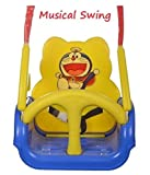 #6: Panda Goyal's Baby Musical Swing With Multiple Age Settings 4 Stages -Blue