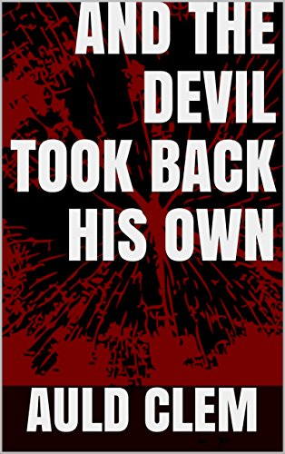 #freebooks – 'And The Devil Took Back His Own' by Auld Clem ———— Unpublished, unfilmable madness. Disgraced Scots redcoats try to colonise a 17th century jungle, only to lose their minds and fight Panamanian gods and Spaniards. A seafaring, military epic. Violent, supernatural, dense in detail. You'll love it.