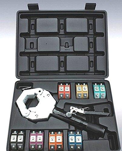mabelstar 71500Hydraulische A/C Crimpzange hydra-crimp für Stacheldraht und Perlen Schlauch Armaturen, Hohe Qualität - Hydra Perlen