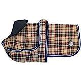 Luxury Water Proof Dog Coat Size: 65cm (26