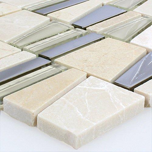 naturstein-glas-mosaik-fliesen-beige-effekt-bad-kuchen-dusch-deco