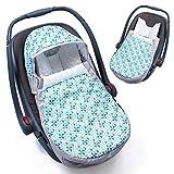 Sevira Kids - Chancelière - turbulette universelle - imperméable - pour siège auto...