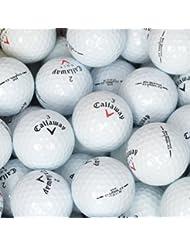 Callaway Diablo - Lote de 48 pelotas de golf, grado A, recuperadas