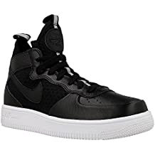 Zapatillas Nike – Air Force 1 Ultraforce Mid (GS) negro/negro/blanco