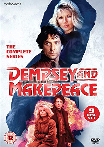 Dempsey and Makepeace: The Complete Series [DVD]
