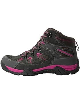 Mountain Warehouse Botas Rapid Para Niños - Botas Impermeables, Zapatos con Suela Resistente Para Niños, Botas...