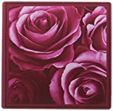 3drose Close Up of Dreamy Lippenstift Pink Rose Bouquet Mauspad (MP _ 29825_ 1)