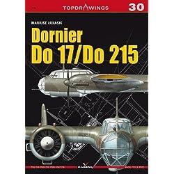 Dornier Do 17z/Do 2015 (Topdrawings, Band 30)