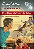 Please note this is a region 2 DVD and will require a region 2 or region free DVD player in order to play. Five have a Mystery to Solve(1964) The second of the BFIs releases of the long unseen Children's Film Foundation's Famous Five serial follows J...