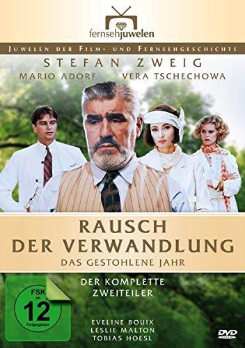 Bild von Stefan Zweig: Rausch der Verwandlung - Der komplette Zweiteiler (Fernsehjuwelen)