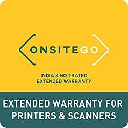 OnsiteGo 2 Year Extended Warranty for Printers and Scanners (Rs. 0 to 10,000)