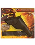 Indiana Jones Costume Accessory, Mens Indiana Jones Belt, Gun and Holster