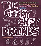 Featuring nerdy recipes for both alcoholic and non-alcoholic beverages,The Geeky Chef Drinks is your chance to sip your way through your favorite sci-fi and fantasy worlds—Game of Thrones, Legend of Zelda, Star Trek, and more. Whether you're into co...
