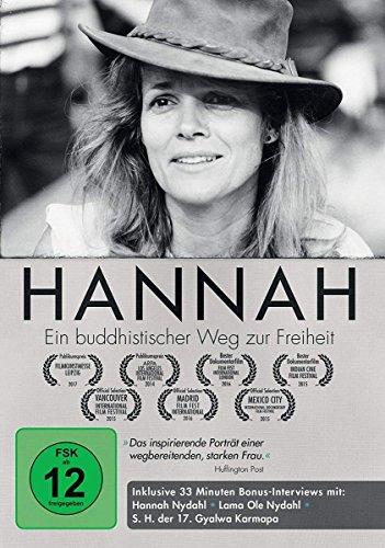 Halle Portrait (Hannah - Ein buddhistischer Weg zur Freiheit (OV))