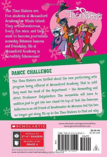 Dance Challenge (Mouseford Academy 4)