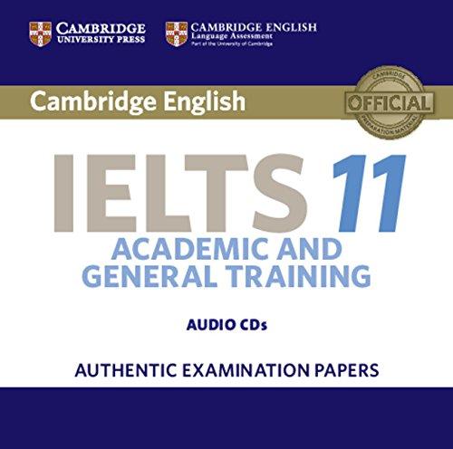 Cambridge IELTS 11 Academic Cd