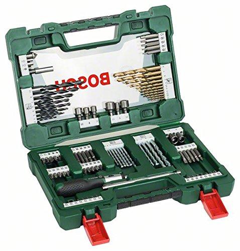 Bosch DIY 91tlg. V-Line Titanium-Bohrer
