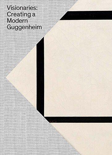 Visionaries creating a modern Guggenheim