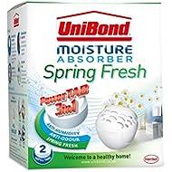 UniBond 2008967 Bubble Spring Fresh Scented Refills