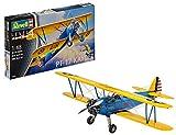 Revell 03957 12 Modellbausatz Stearman PT-17 Kaydet im Maßstab 1:48, Level 4