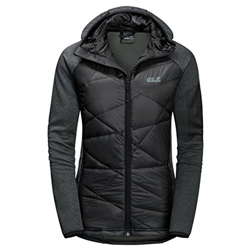 Jack Wolfskin Skyland Crossing Womens Jacket noir