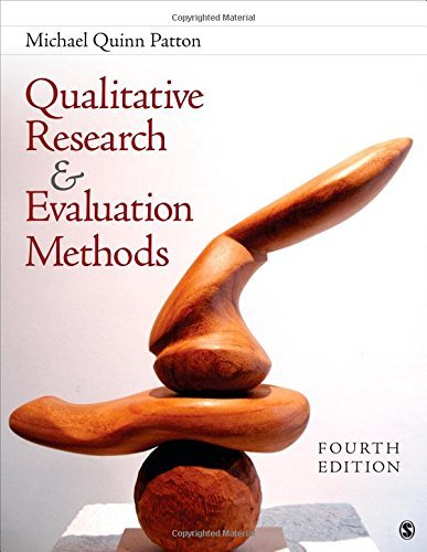 Qualitative Research & Evaluation Methods: Integrating Theory and Practice by Patton, Michael Quinn (January 6, 2015) Hardcover