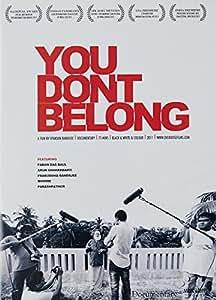 You Don't Belong