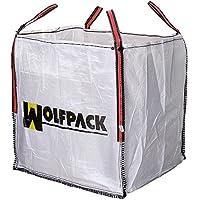 Wolfpack 2240600 - Saco obra big bag 90x90x90 cm