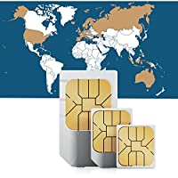 travSIM 4 GB Global Internet Prepaid Data Sim Card with 30 Days Validity