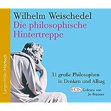 Weischedel SA CD Philosophische Hintertreppe
