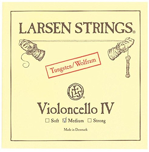Larsen Strings Cello IV Wolfram Edition - C - Medium - C-Saite - 4/4