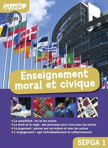 Enseignement moral et civique Collèges SEGPA 1