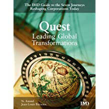 Quest: Leading Global Transformations (English Edition)