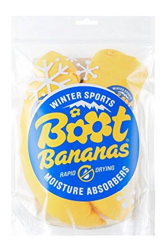 Zoom IMG-1 boot bananas asciugascarpe assorbiumidit ideali