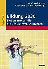 Broschiertes BuchAngesichts der rasanten Entwicklungen in Wirtschaft und Gesellschaft, den digitalen Medien und des Internets zeichnen sich Konturen einer Bildungsrevolution ab, die das Bildungssystem massiv betreffen werden. Mit Fragen, wie Bildung ...