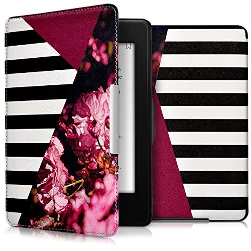 kwmobile Amazon Kindle Paperwhite Hülle - Kunstleder eReader Schutzhülle Cover Case für Amazon Kindle Paperwhite (für Modelle bis 2017) -