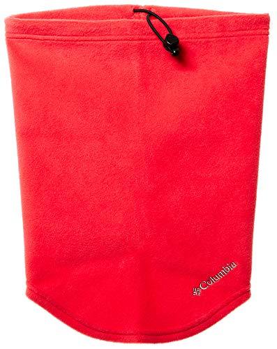 Columbia Unisex Halswärmer, Thermarator Neck Gaiter, Polyester, Rot (Red Camellia), Einheitsgröße, 1556761