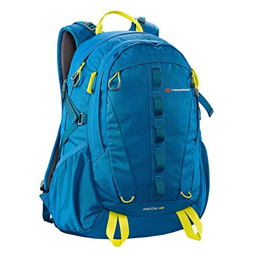 caribee-recon-zaino-per-laptop-colore-blu-giallo