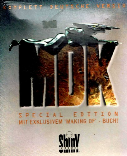 MDK - Special Edition mit exclusivem Making of Buch.